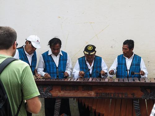 Antigua: trop choux ces papys!
