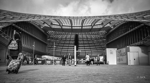 le nouveau Forum des Halles