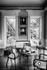 The Parlor in Black and White by Jim Crotty
