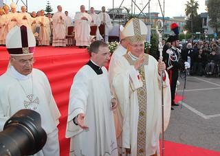 Il nuovo vescovo mons. Peppino Favale