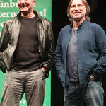 Irvine Welsh & Robert Carlyle event, Usher Hall, 10 April 2016 | © Alan McCredie