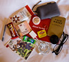 What's in my carry on bag no. 5