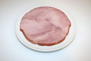 03 - Zutat Kochschinken / Ingredient ham