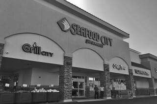 Seafood City - Sign