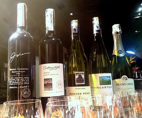 Jacob's Creek Heritage Wine Collection Dinner @ Saujana Resort
