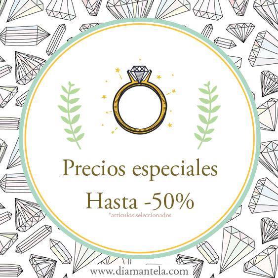 ¡Descuentos y precios especiales de hasta el -50%!
