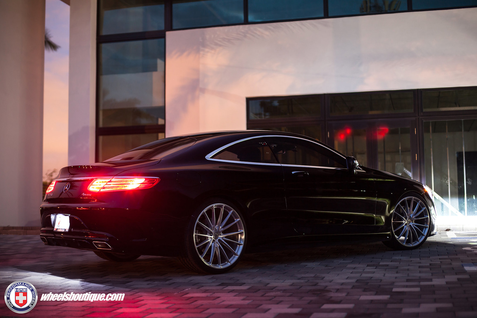 Mercedes Benz S550 Coupe On Hre P103 S By Wheels Boutique