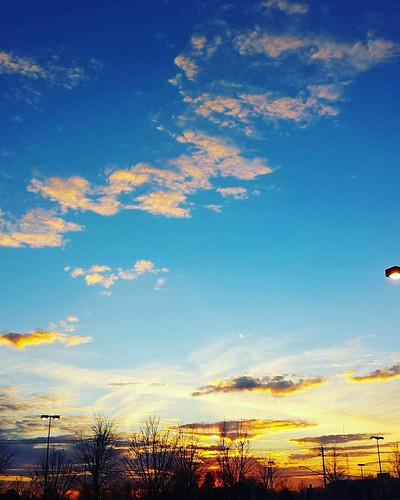 Sunset 1 #sky #sunset