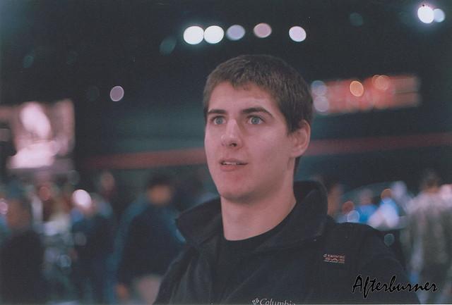 Nick GTR Reaction