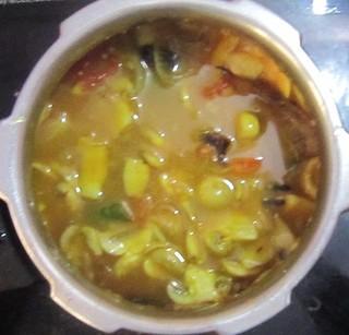 Mushroom Biriyani step 6