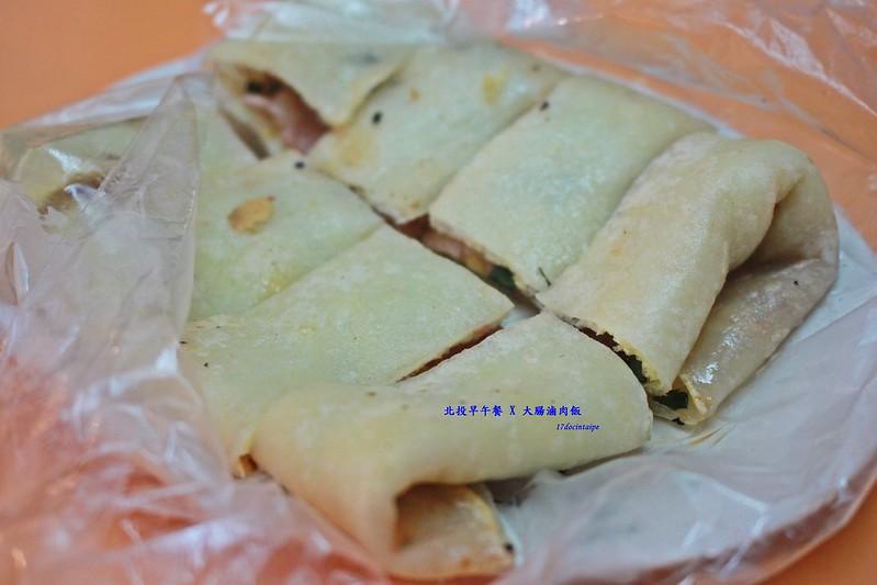 北投-捷運周邊美食-早午餐-大腸滷肉飯 (15)