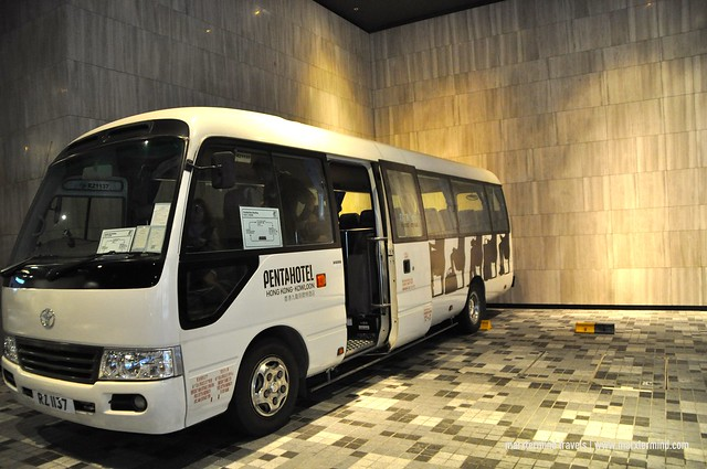pentahotel Kowloon Shuttle