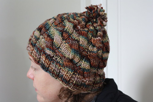 Close Cables Hat