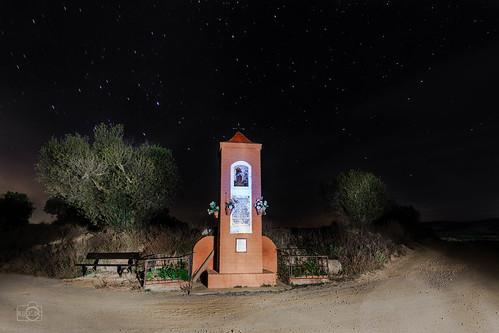 Pilar San Jose, Alcampell