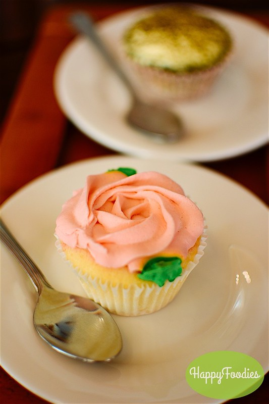 Tequila Rose Cupcakes