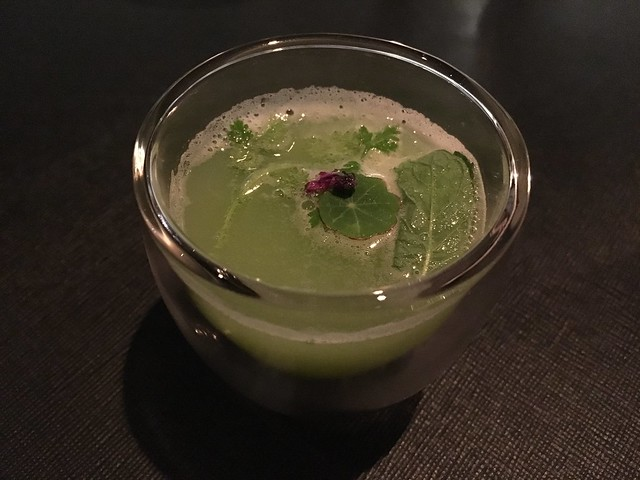 Palette cleansing drink - Californios