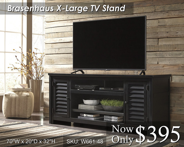 Brasenhaus XLarge TV W661-48