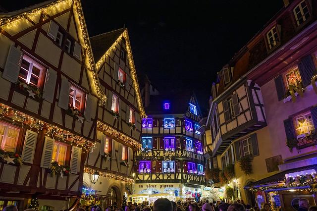 Chrismas market of Colmar