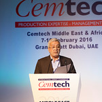 Behrooz Zandi,  Managing Director, Shargh White Cement Co (Iran)