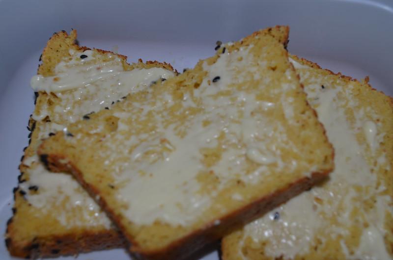 Pão de Grão de Bico – Sem Glúten
