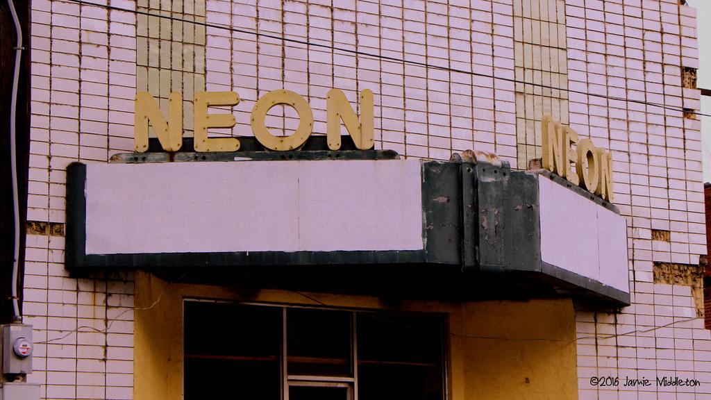 Neon Theater -- Neon, KY
