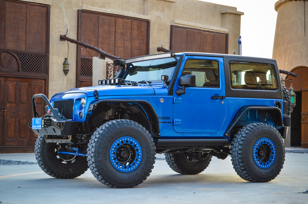 The Jeep Wrangler Scorpion Edition By Ramy 4x4 Carbonoctane