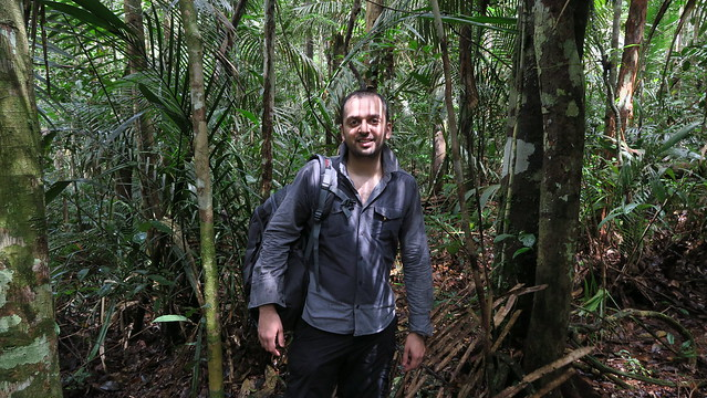 zaid travpacker amazon rainforest trek