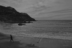 Cala Cortina playa de la ciudad de Cartagena