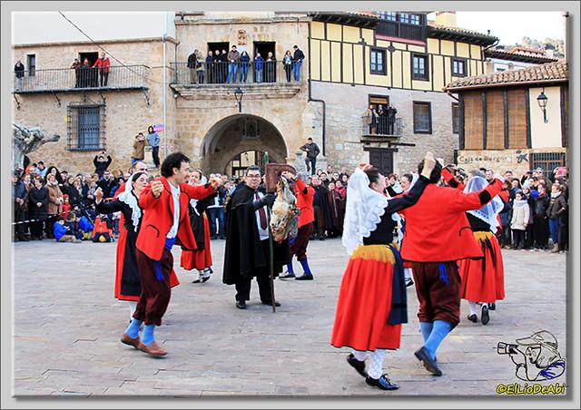 Danza del Escarrete en Poza de la Sal (12)