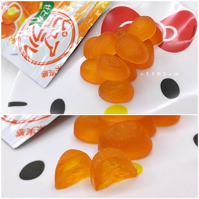 16 日本人氣軟糖推薦 UHA味覺糖 KORORO pure 甘樂鮮果實軟糖