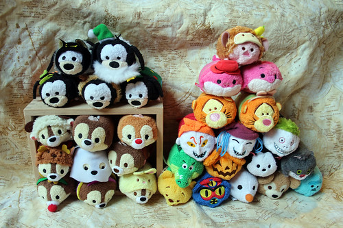 Photo of the day/Tsum Tsum Tuesday: 26.1.2016 (day 26)