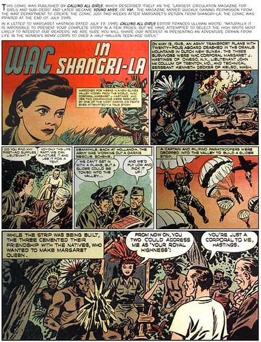 Comic Shangrila