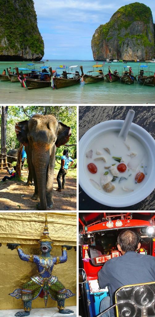 Thai Destinations