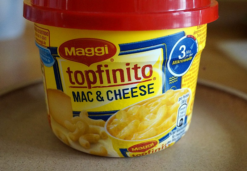 Maggi topfinito Mac & Cheese