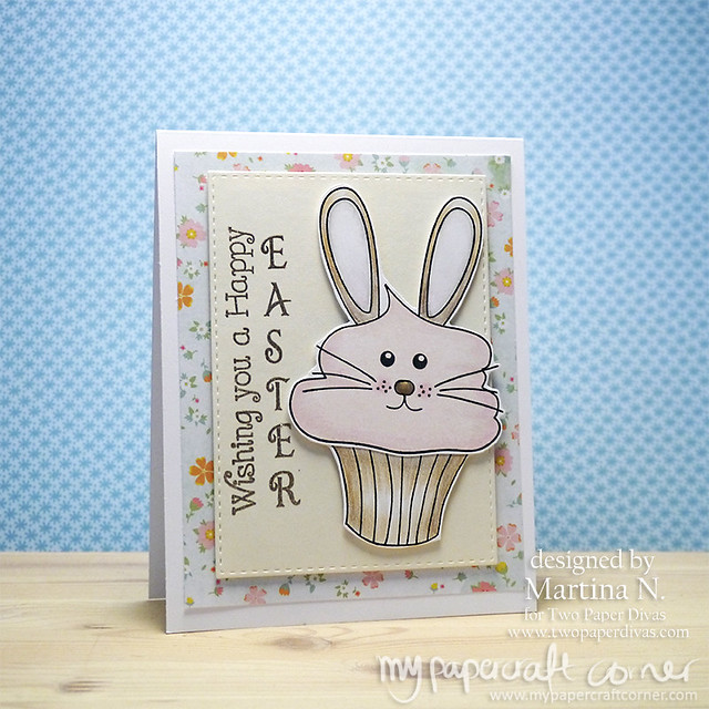 Easter card - Card #413
