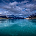 Abraham Lake by cec403