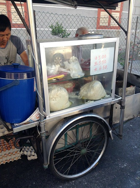 Penang暹罗路炭烧炒粿条