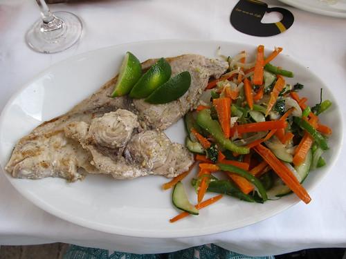 La Havane: poisson
