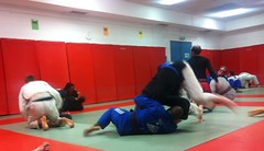 Busy Mats at New School BJJ