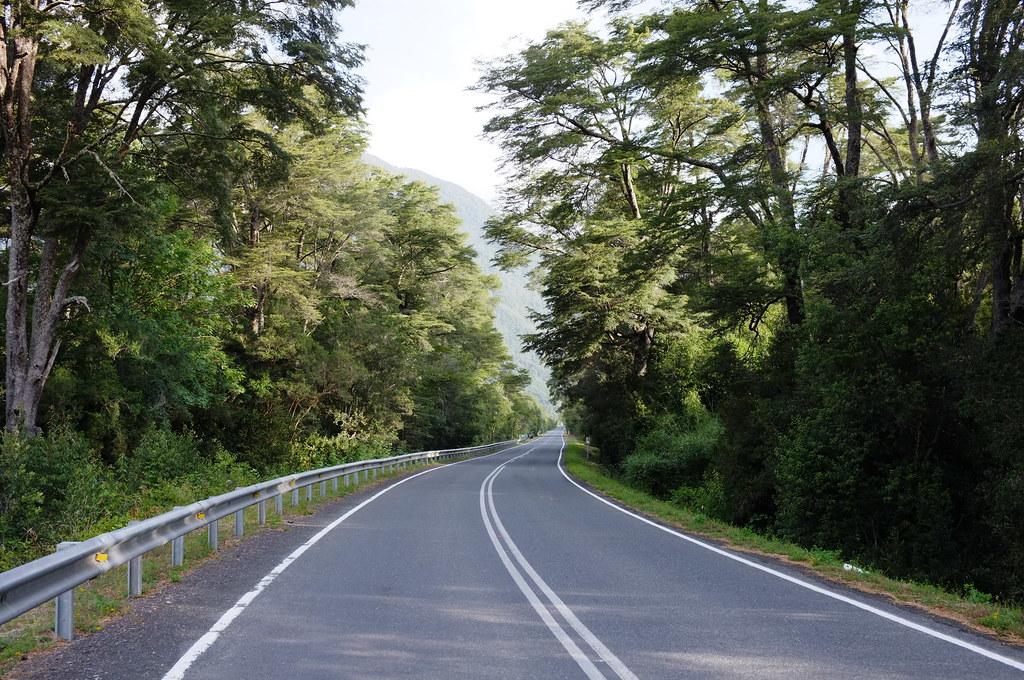 Por la ruta del Puelo