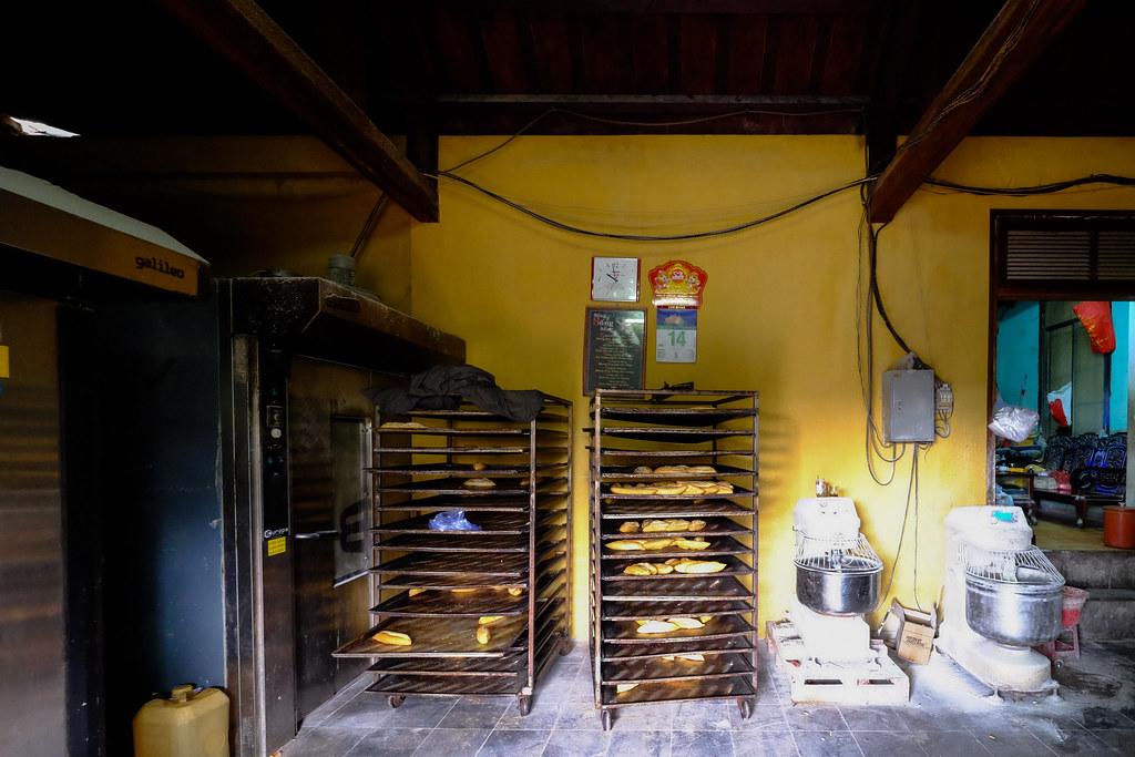 海安美食之旅:班米福昂三明治面包
