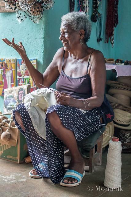 Spinner, Trinidad, Cuba (2015)