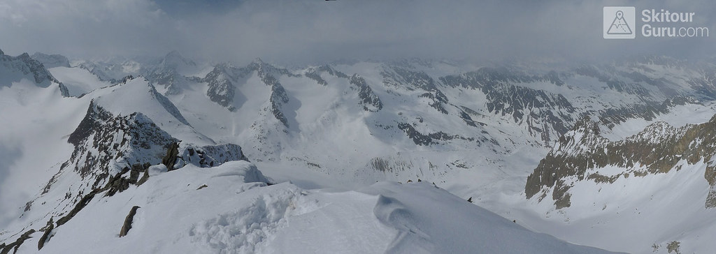Östliche Seespitze Stubaiské Alpy Rakousko foto 13