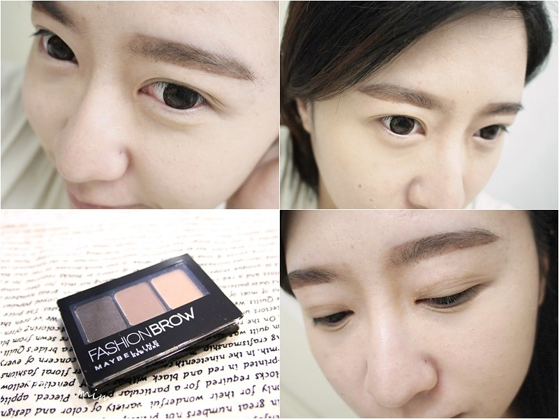 maybelline It's Skin 眉粉 (12)