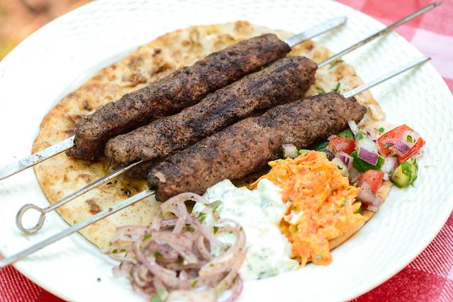 Adana Kebabs