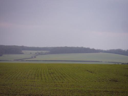 Wendene Valley from near Freewood Farm