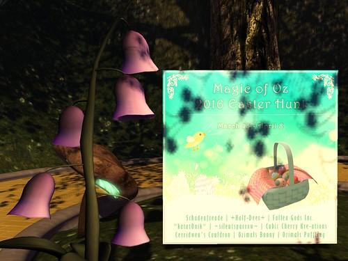 Magic of Oz: 2016 Easter Egg Hunt