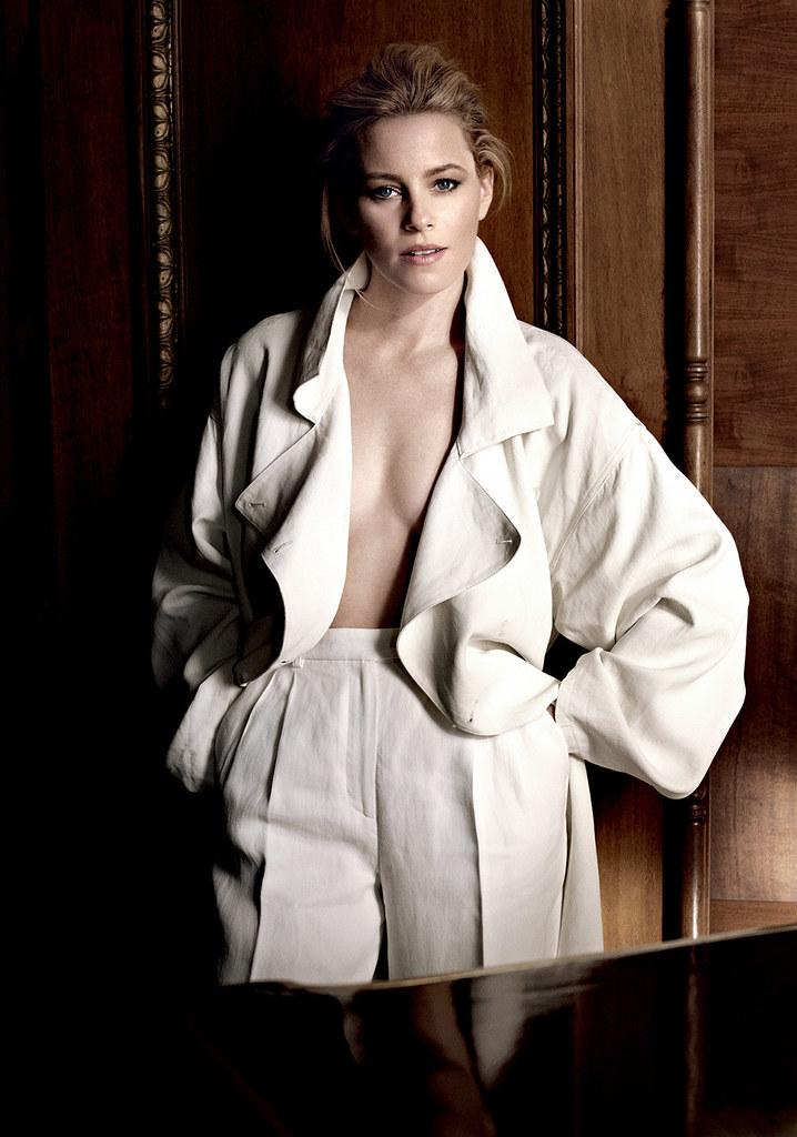 Элизабет Бэнкс — Фотосессия для «Vanity Fair» 2016 – 2