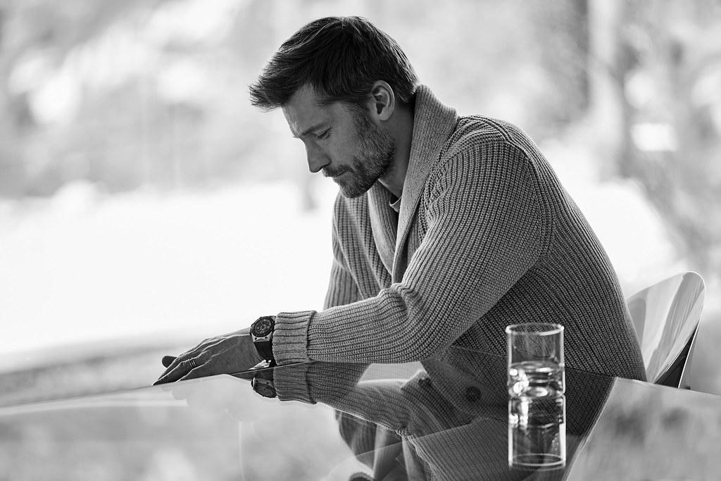 Николай Костер-Вальдау — Фотосессия для «Mr.Porter» 2016 – 3