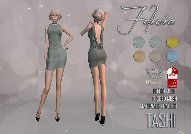 TASHI Felicia